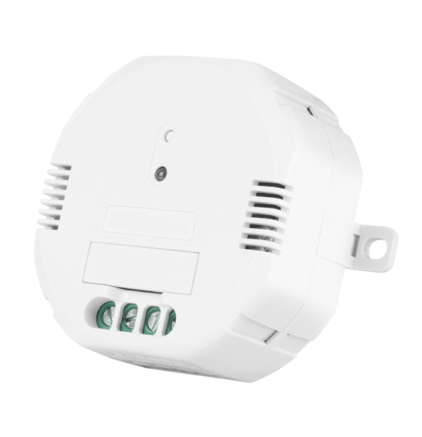 1000watts - Build-in switch with 6 memory addresses. Suited to switch lighting and devices on/off wirelessly