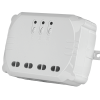 300 Watts Build-in dimmer (leading edge) with 6 memory addresses.