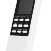 16-channel remote control with 12 programmable timers. For controlling on/off, dimmer and sunblind receivers.