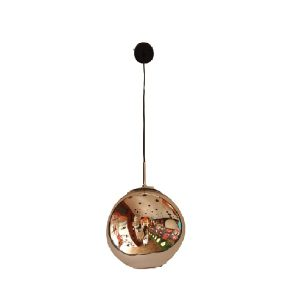 Adjustable Decorative Glass Pendant