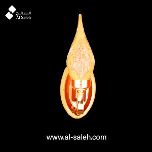 LED Fancy Candle Wall Light