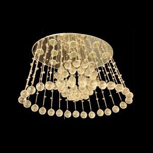 Modern Crystal Chandelier Ceiling Surface 65D