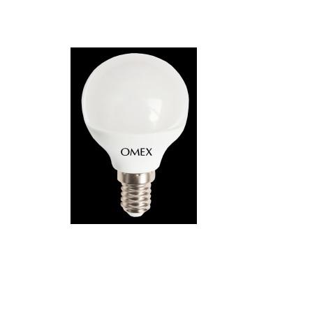 5w e14 led lamp omex