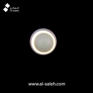 Modern Round Architectural LED Wall Light