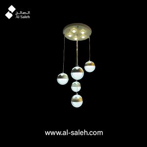 Ball shaped led string light