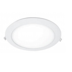 LED PANEL ROUND 6W 4000K-4300K ALB 110MM
