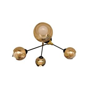 Vintage Flush Mount Ceiling Light