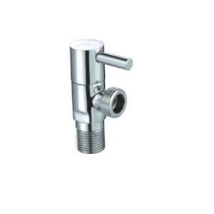 Angle Valve with Chrome Finish – Omex