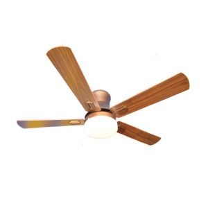 Antique bronze Finish LED Decorative Ceiling Fan