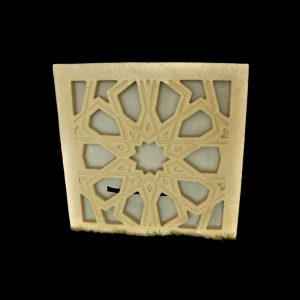 Decorative Square Designed Light Fixture Made By Poly Risen