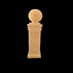 Decorative Designed Pillar Light Fixture