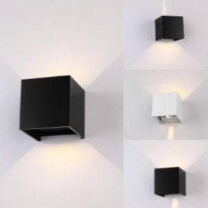 LED Up Down Wall Sconce Light