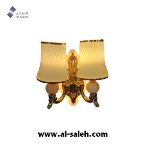 Decorative 2 Arm Wall Light