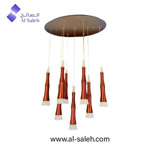 LED Decorative Pendant Light With 6+3 Strings