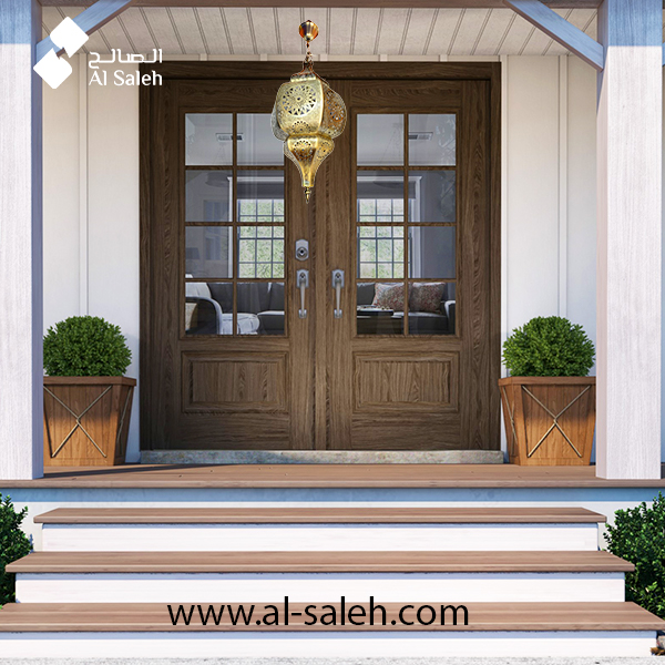 Classical Design Hanging Entrance Light Anti Brass Color 1XE27