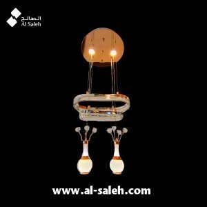 Led Decorative Pendant Light With 2 Strings