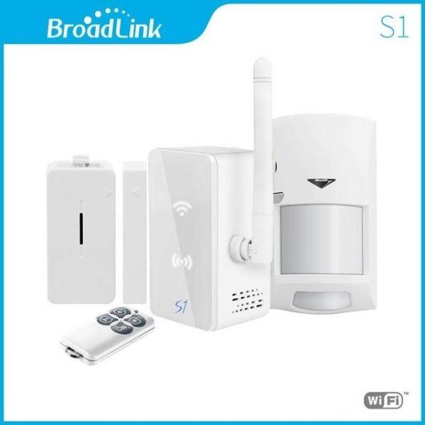Broadlink Smart Home Security