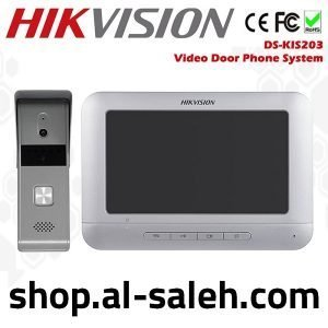 Hikvision Video Door Phone Analog Intercom Kit