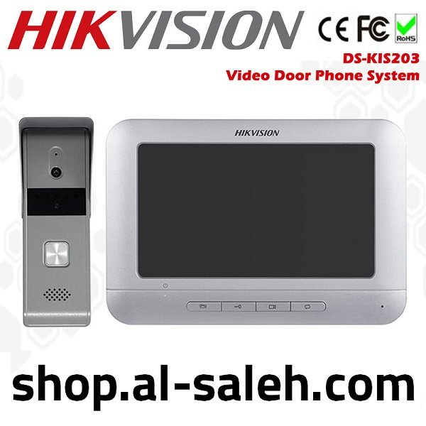 hikvision video door phone analog