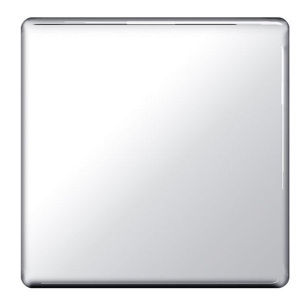 Decorative Blank Plate 3x3