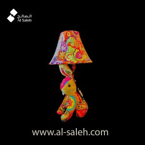 Fabric Animal Table Lamps – kids