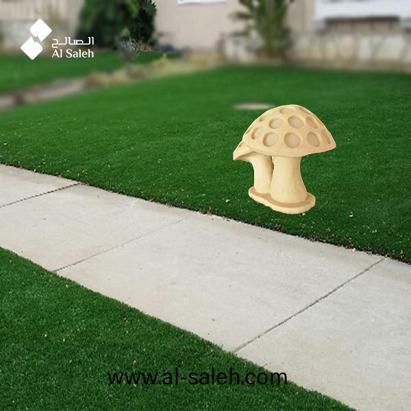Decorative Twin Mushroom Design light Fixture