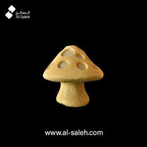 Decorative Mushroom Design Light Fixture