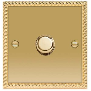 Decorative Dimmer Switches 1 Gang – BG