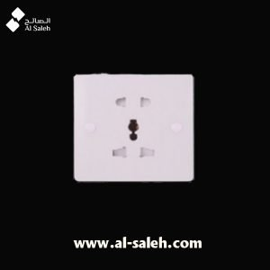 Single Universal Wall Electric Socket – UKS