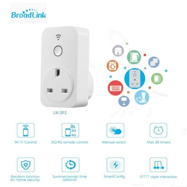 BroadLink SP2 WiFi