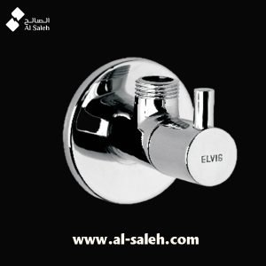 Elvis Angle valve with Flange