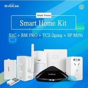 Broadlink Home Automation System