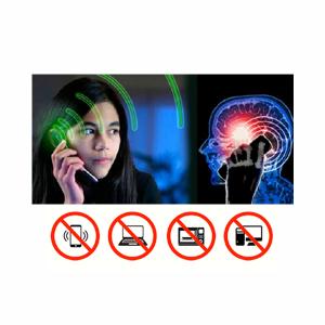 Slogan Anti Radiation Chip