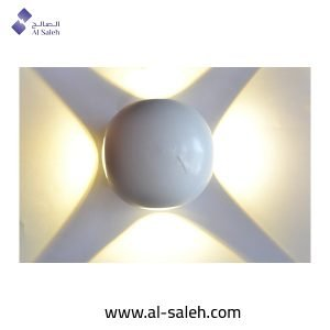 4-Way Wall Washer Ball Design